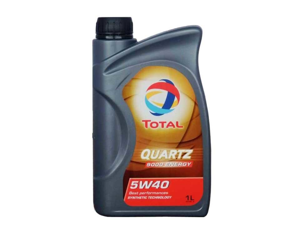 Масло моторное Total Quartz 9000 Energy 5W-40 1L