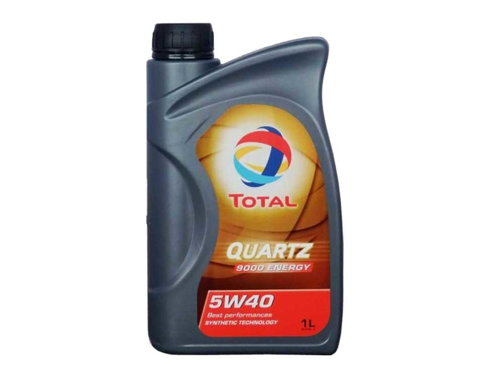 Масло моторное Total Quartz 9000 Energy 5W-40 5L