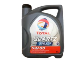 Масло моторное Total Quartz Ineo ECS 5W-30 5L